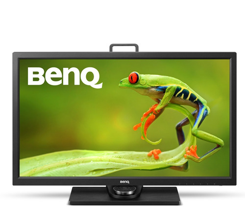 benq sw2700pt monitor 2k qhd ips 27 adobe rgb fotografia