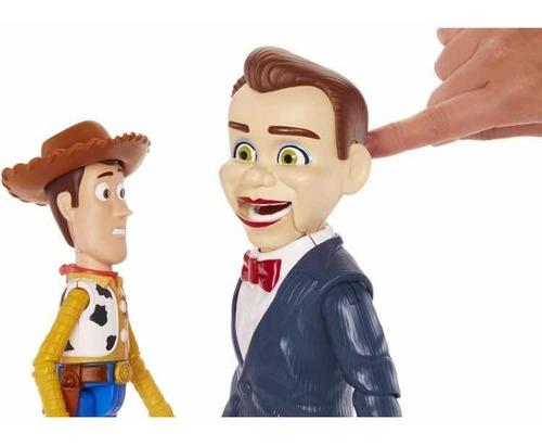 benson y woody - toy story 4 - disney pixar