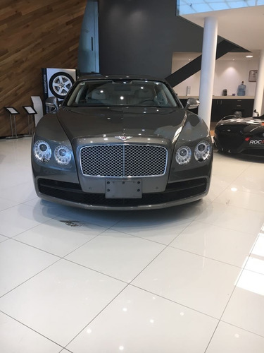 bentley flying spur v8 11,000 kms
