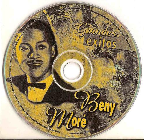 beny moré  - 20 grandes éxitos cd original
