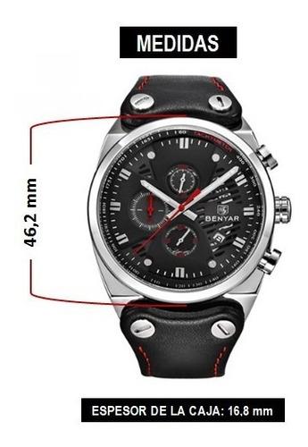 benyar 5110_estilo sport_calidad_moderno_crono 1/10 seg.