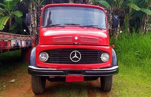 benz 1113 caminhão mercedes