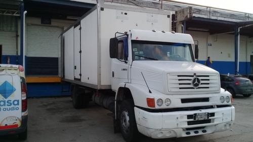 benz 1218 camión mercedes