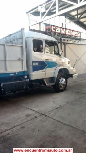 benz 1633 camion mercedes