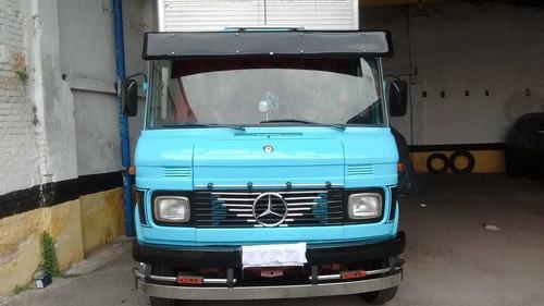 benz 608 caminhão mercedes