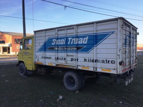 benz 608 camión mercedes