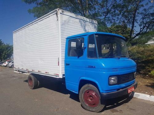 benz 708 caminhão mercedes