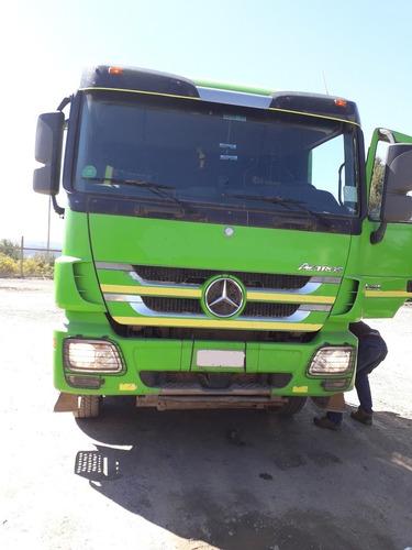 benz actros camión
