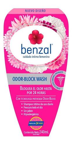 benzal wash odor block 240 ml