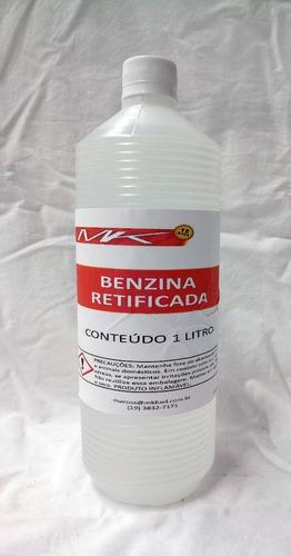 benzina retificada 870ml  (pronta entrega)