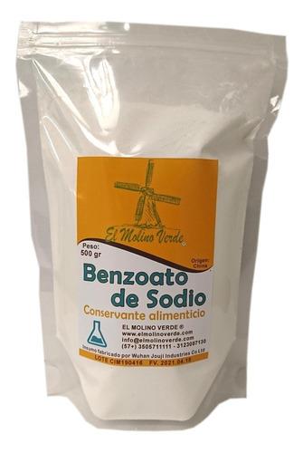 benzoato de sodio en polvo 1 kilo - kg a $16500