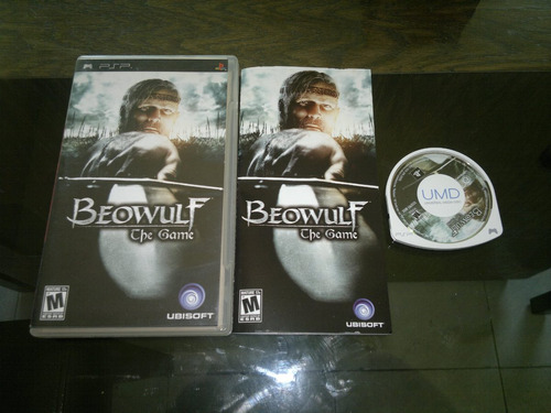 beowulf the game completo para sony psp, checalo