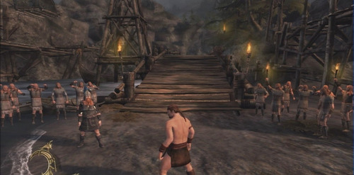 beowulf the game (pc) (juego fisico)