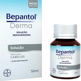 Bepantol Derma Solução Original Super Tonico Cabelos E Pele