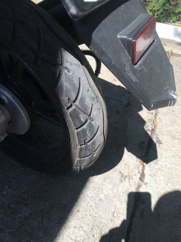 bera cobra scooter 2014