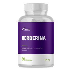 Berberina 500 Mg - 30 Doses