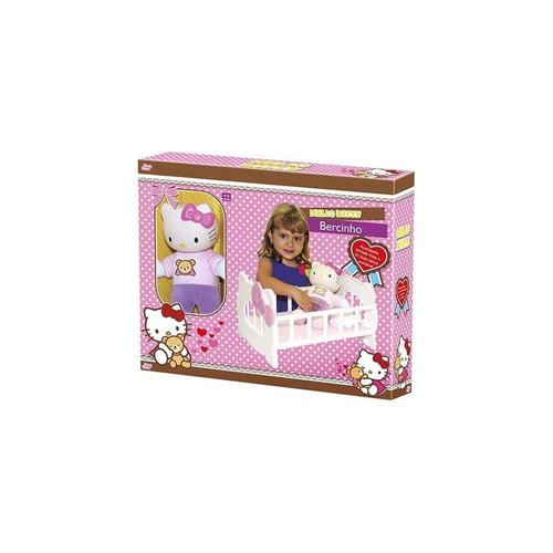 bercinho com boneca hello kitty rosita 1989