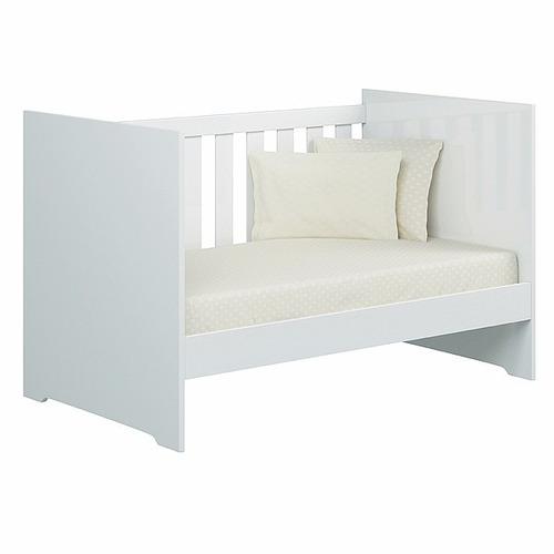 berço americano reller 3 em 1 vira mini cama ou sofá