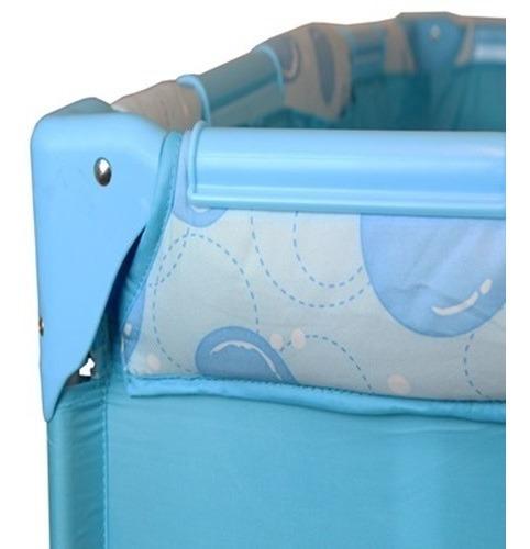 berço desmontável portátil macio bonito e com mosquiteiro