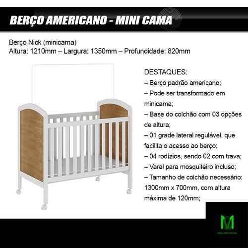 berço, para bebê quarto