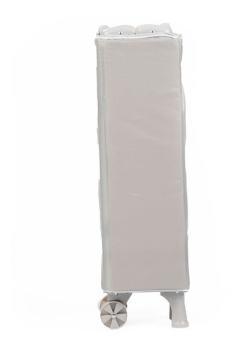 berço portatil fit - cinza estrela - voyage