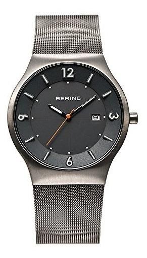 Bering Time 14440 077 Colección De Relojes Solar Para Hombre