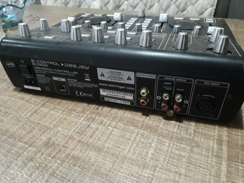 beringer bcd3000