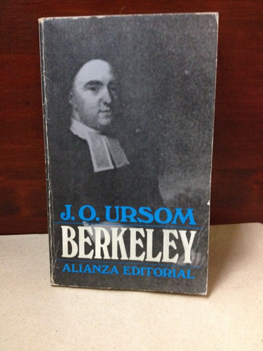 berkeley. j. o. ursom. alianza editorial.