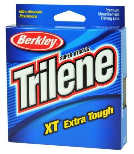 berkley trilene xt bobina de servicio de monofilamento, 1000