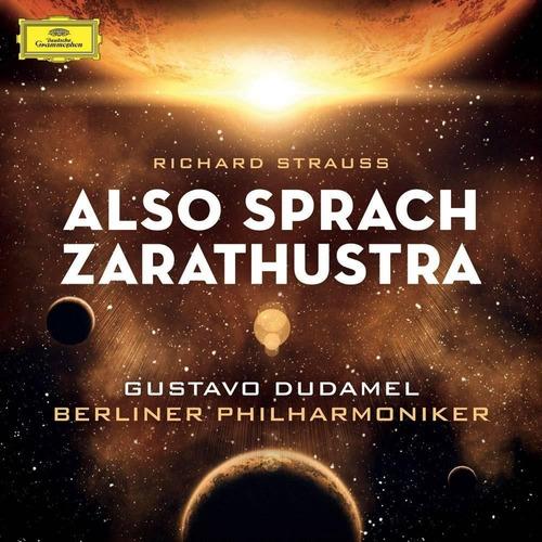 berliner philharmoniker - also sprach zarathustra - cd