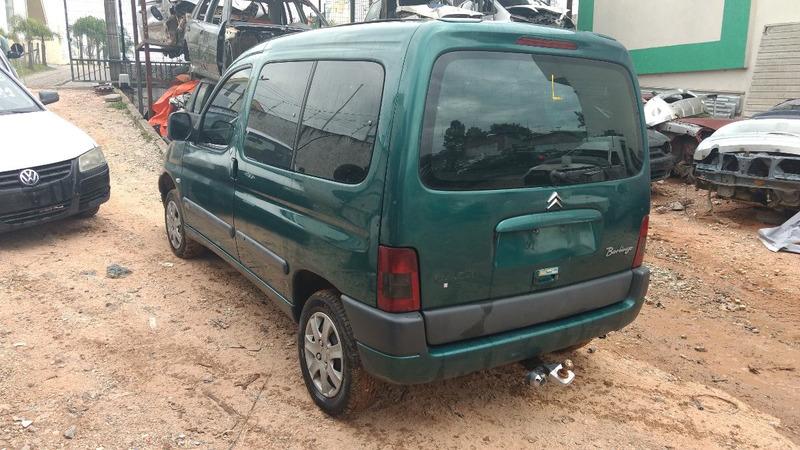 berlingo 1999/2000 1.6 8v/ sucata para retirada de peças