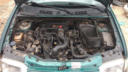 berlingo 1999/2000 1.8 16v/ sucata para retirada de peças