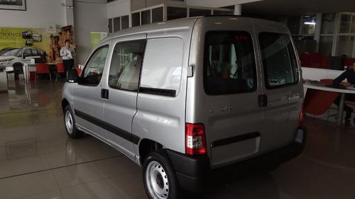 berlingo furgon 1.6 hdi 92cv mixto oferta contado (h)