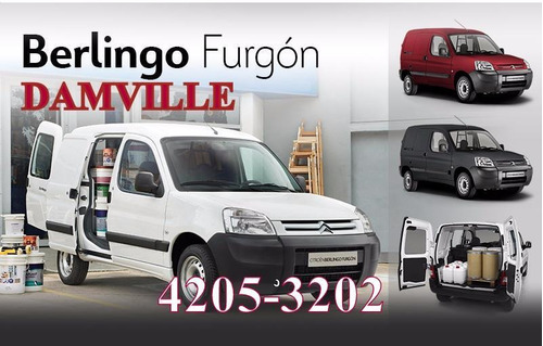 berlingo furgon bussines hdi / no kangoo