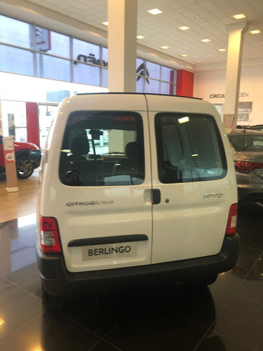 berlingo furgón hdi 92 business - avec citroën