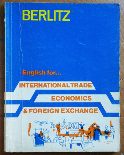 berlitz english for international trade, economics