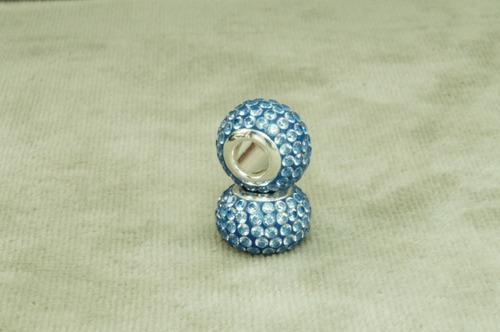 berloque charms microcravação zicornia gr (l15) prata 925
