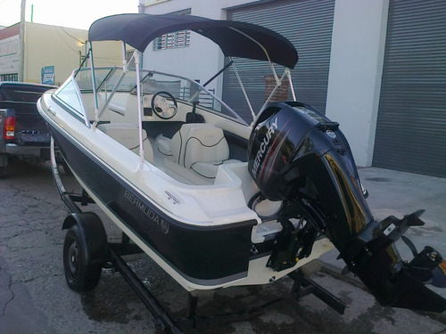 bermuda 160 con mercury 60 hp 2 tiempos arranque y power
