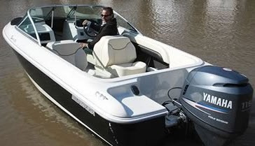 bermuda 180 con el nuevo yamaha de 115 hp linea nueva