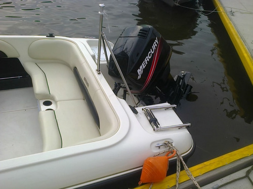 bermuda 180 con mercury 90 hp 2 tiempos arranque y power