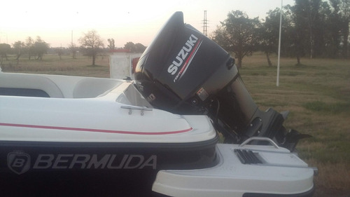 bermuda 180 con suzuki 140 hp 4 tiempos todo okm oferton