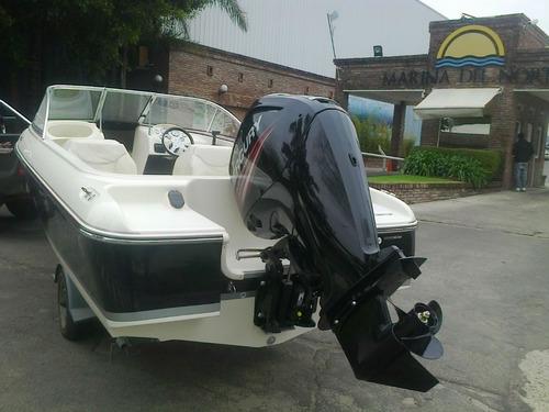 bermuda 180 sport  con 115 hp mercury 4 tiempos