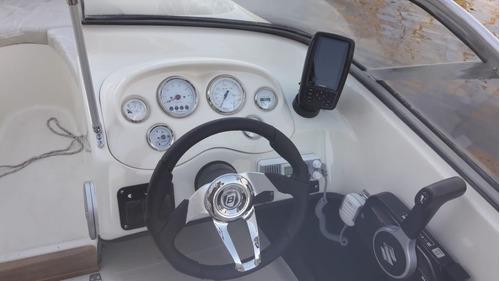 bermuda 180 sport  con 140 hp  suzuki  4 tiempos