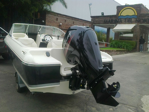 bermuda 180 sport  con 140 hp  suzuki  4 tiempos todo okm