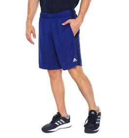 985e24a57 Bermuda Adidas Azul Marinho no Mercado Livre Brasil