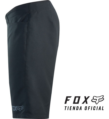 bermuda calza ciclismo gel fox ranger short #20928-001