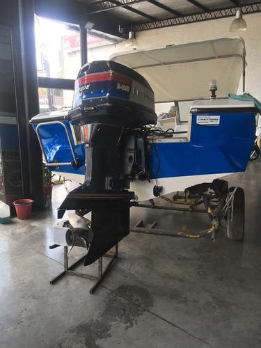 bermuda caribean con evinrude 140 hp