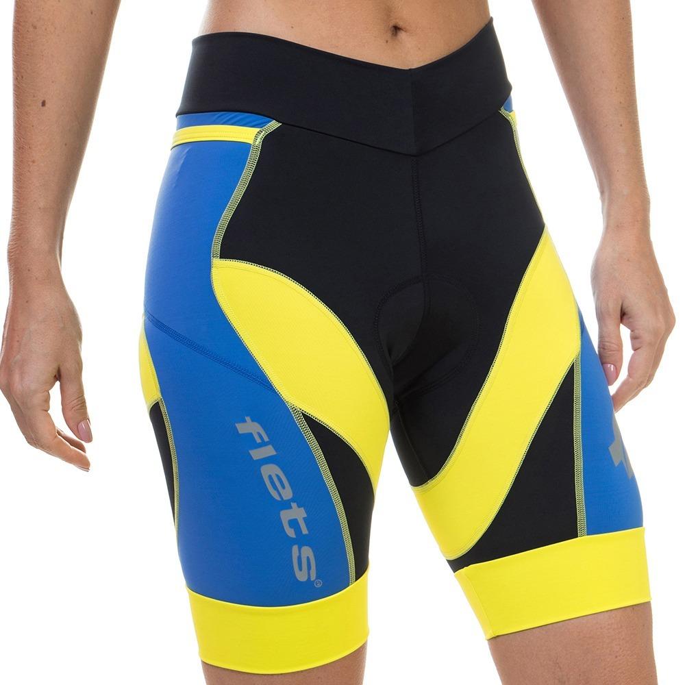 686ada76d bermuda ciclismo feminina flets bike x3x compression cores. Carregando zoom.