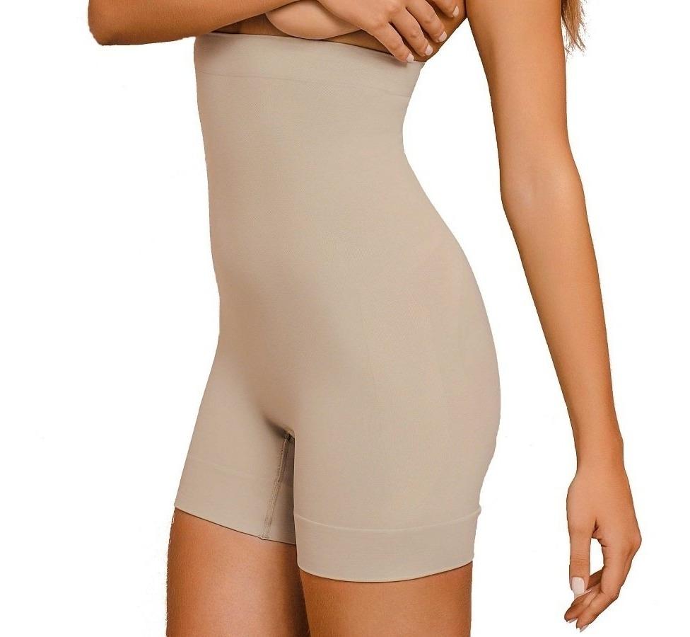 f4476049834a30 Bermuda Cinta Modeladora Slim Shape Feminina Promoção Barato