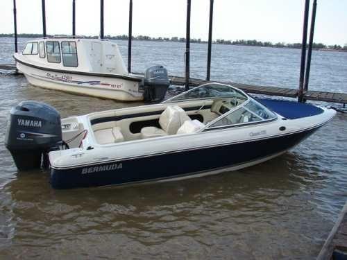 bermuda classic 175 con evinrude e- tec 115 hp  okm